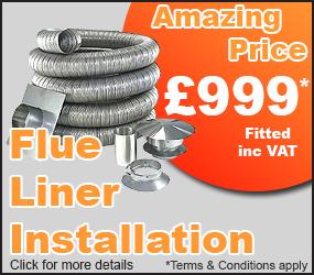 Flue Liner Installations