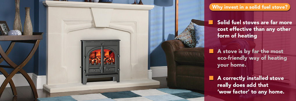 Cottage Stoves - suppliers and installers of wood burning, multi-fuel and solid fuel stoves