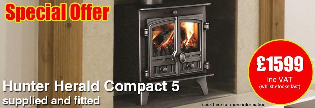 Special Offer - Hunter Herald Compact 5